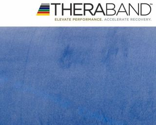 Thera-Band® 2,5m BLAU Extra Schwer Gymnastikband THERABAND