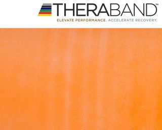 Thera-Band® 2,0m GOLD Maximal Schwer Gymnastikband THERABAND