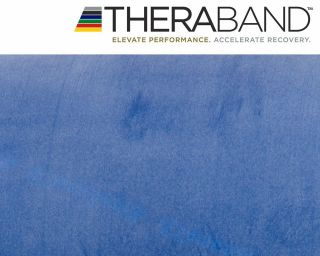 Thera-Band® 1,5m BLAU Extra Schwer Gymnastikband THERABAND