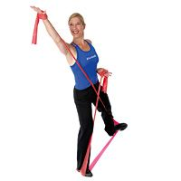 Thera-Band® 1,5m GRÜN  Stark Gymnastikband THERABAND