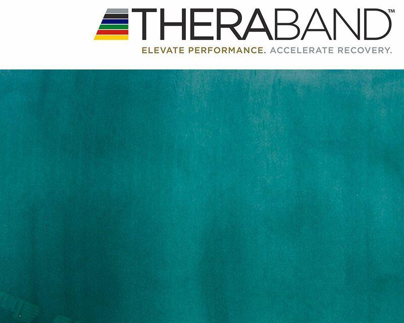 Thera-Band® 2,5m ROT Mittel Stark Gymnastikband THERABAND