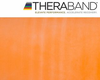 Thera-Band® 2,5m GOLD Maximal Schwer Gymnastikband THERABAND