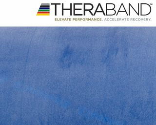 Thera-Band® 5,5m BLAU Extra Schwer Gymnastikband THERABAND