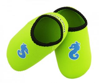Imse Vimse Water shoes  Baby-Badeschuhe Aqua Socks Neopren Grün Green