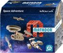 Matador Space Adventure Word Space - 42 Teile