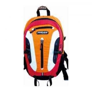Fizan City Bag-Rucksack FZ-25 Back Pack, red A 204 R