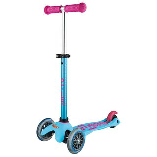 Mini Micro DELUXE Türkis turquoise Tretroller Kinder Scooter Türkis